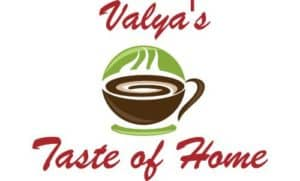 Introducing Valya's Taste of Home Food Blog