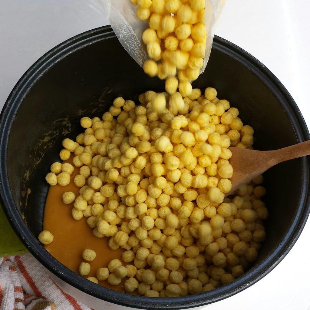 Caramel Corn Snack