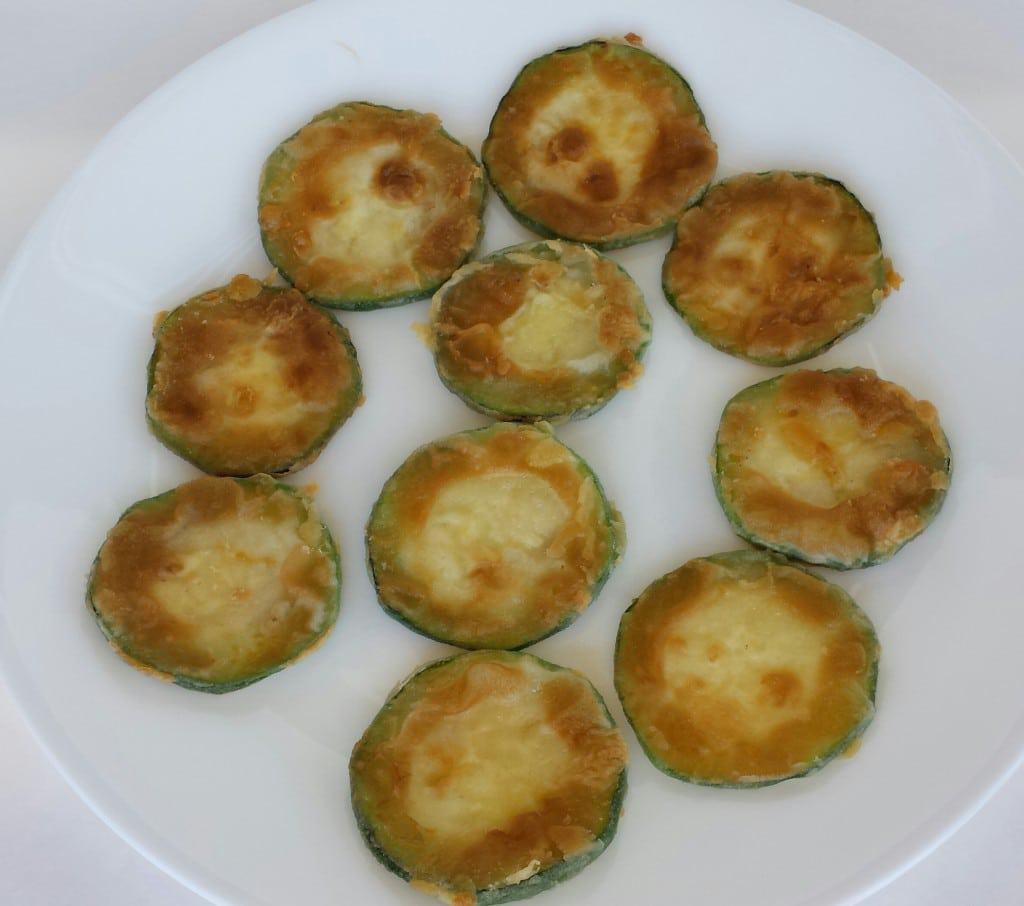 Sautéed Zucchinis