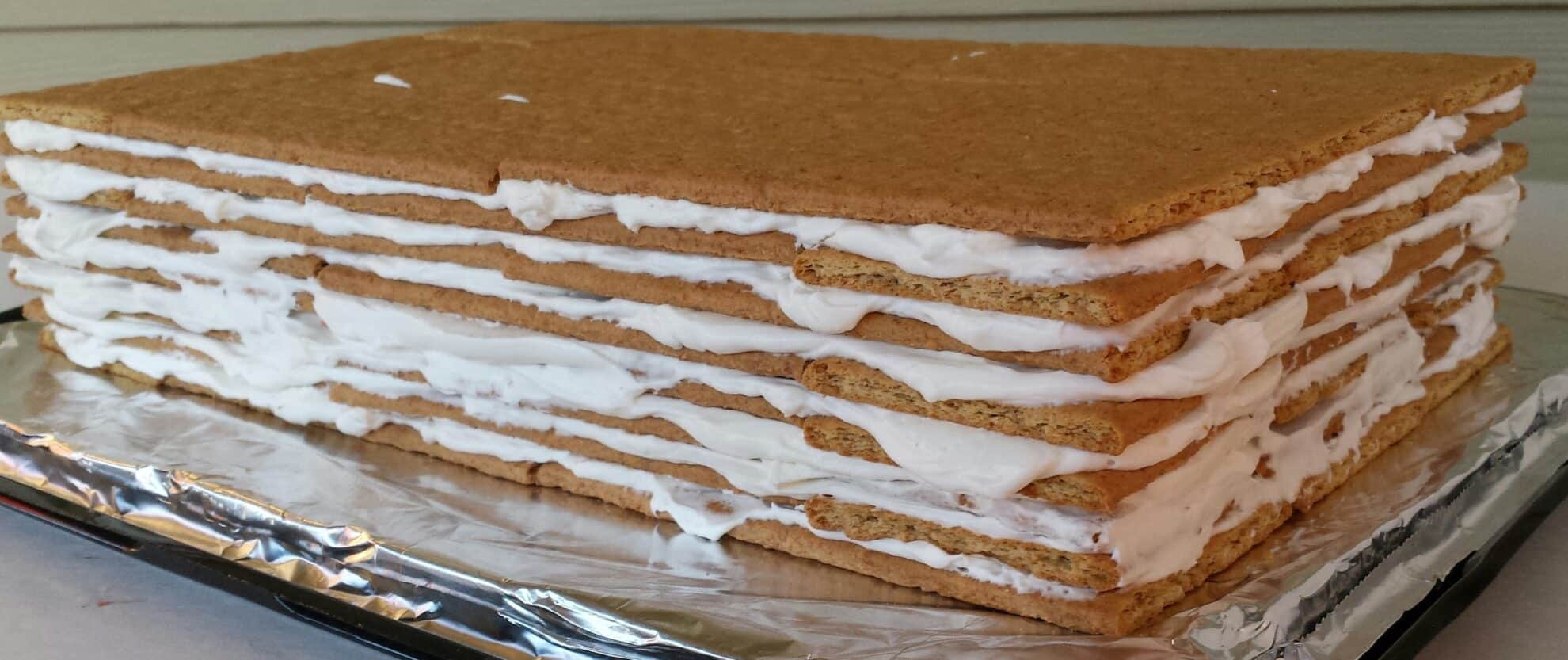 Layer Honey Cake