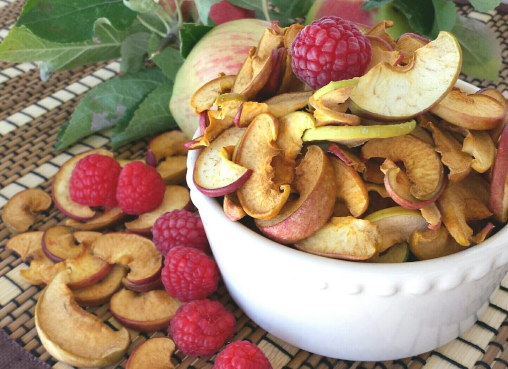 Dried Apple Cips