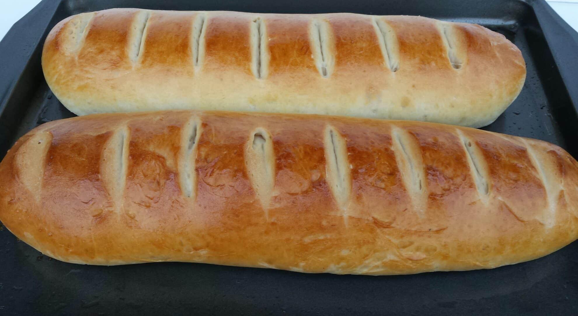 Homemade French Bread Valya S Taste Of Home