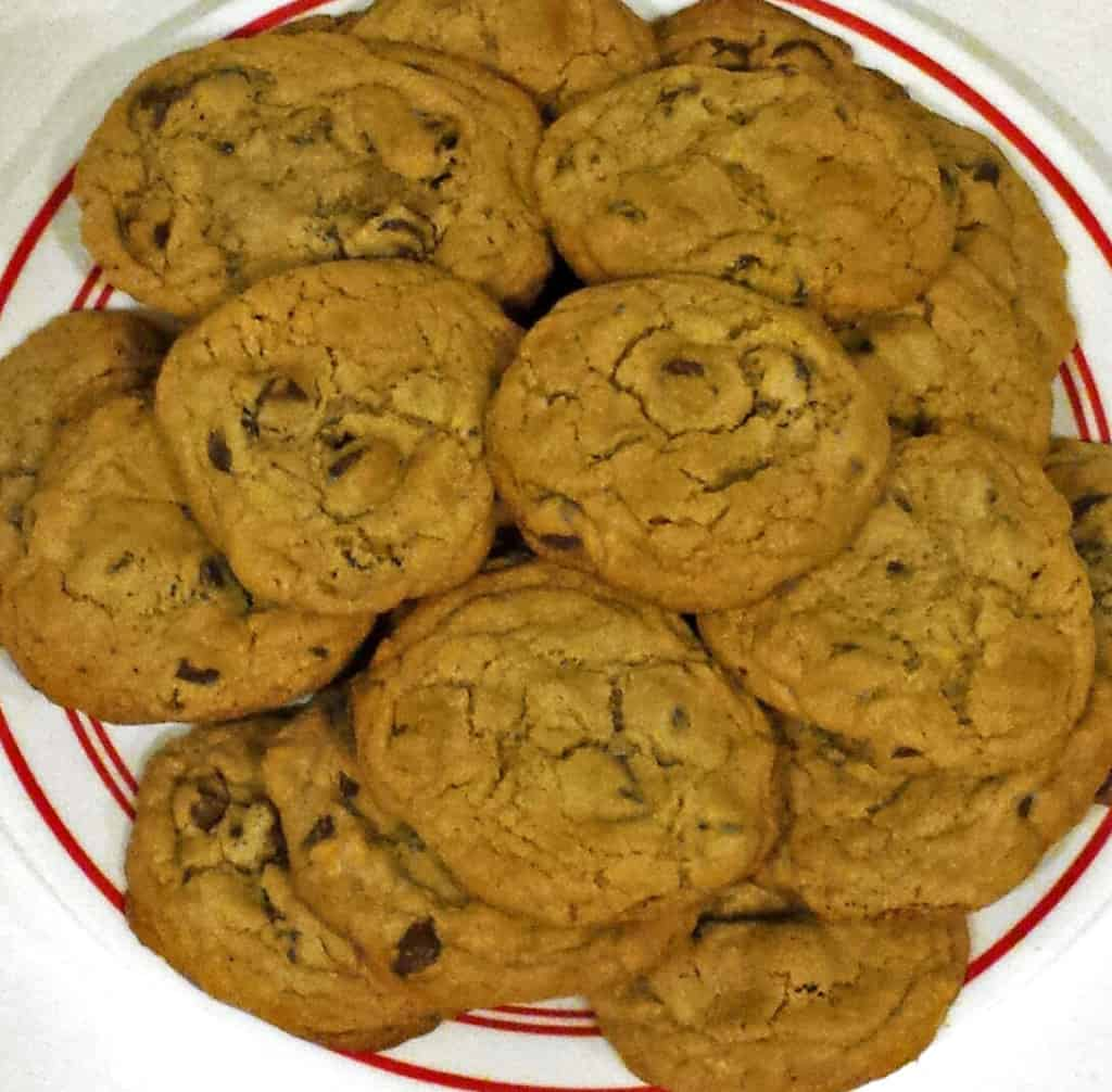 Chewy Chocolate Chip Cookies With Shortening And Butter