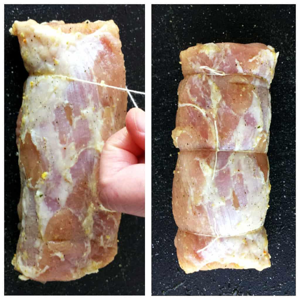 Pork Meat Roulette Valya S Taste Of Home