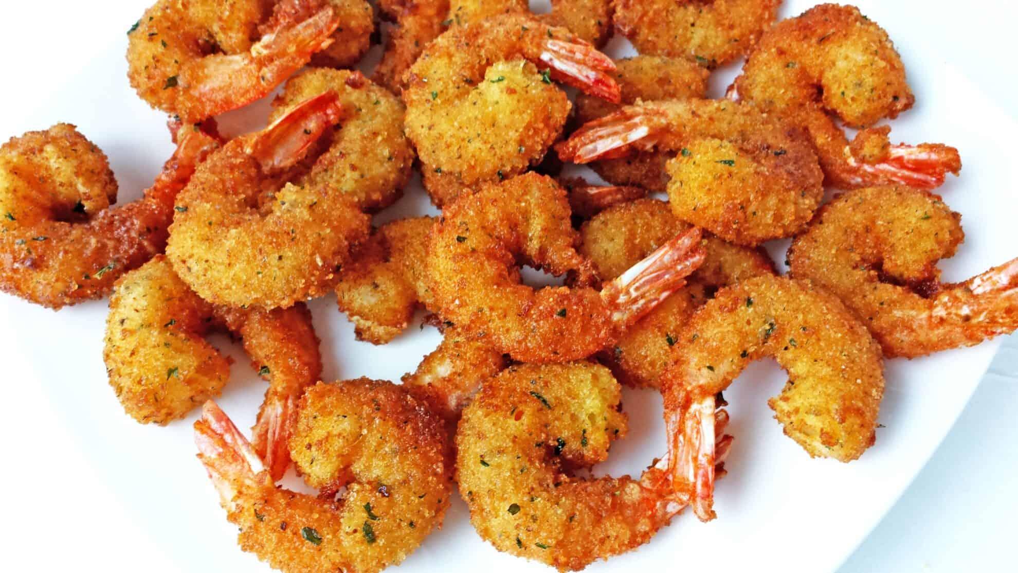 Lemon Pepper Crispy Shrimp Valya S Taste Of Home