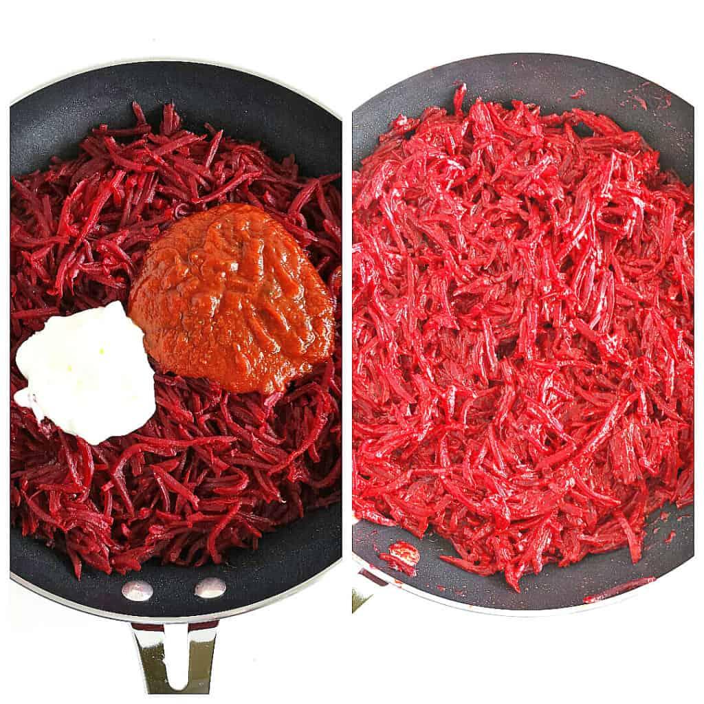 Red Borscht Soup Recipe - Красный Борщ
