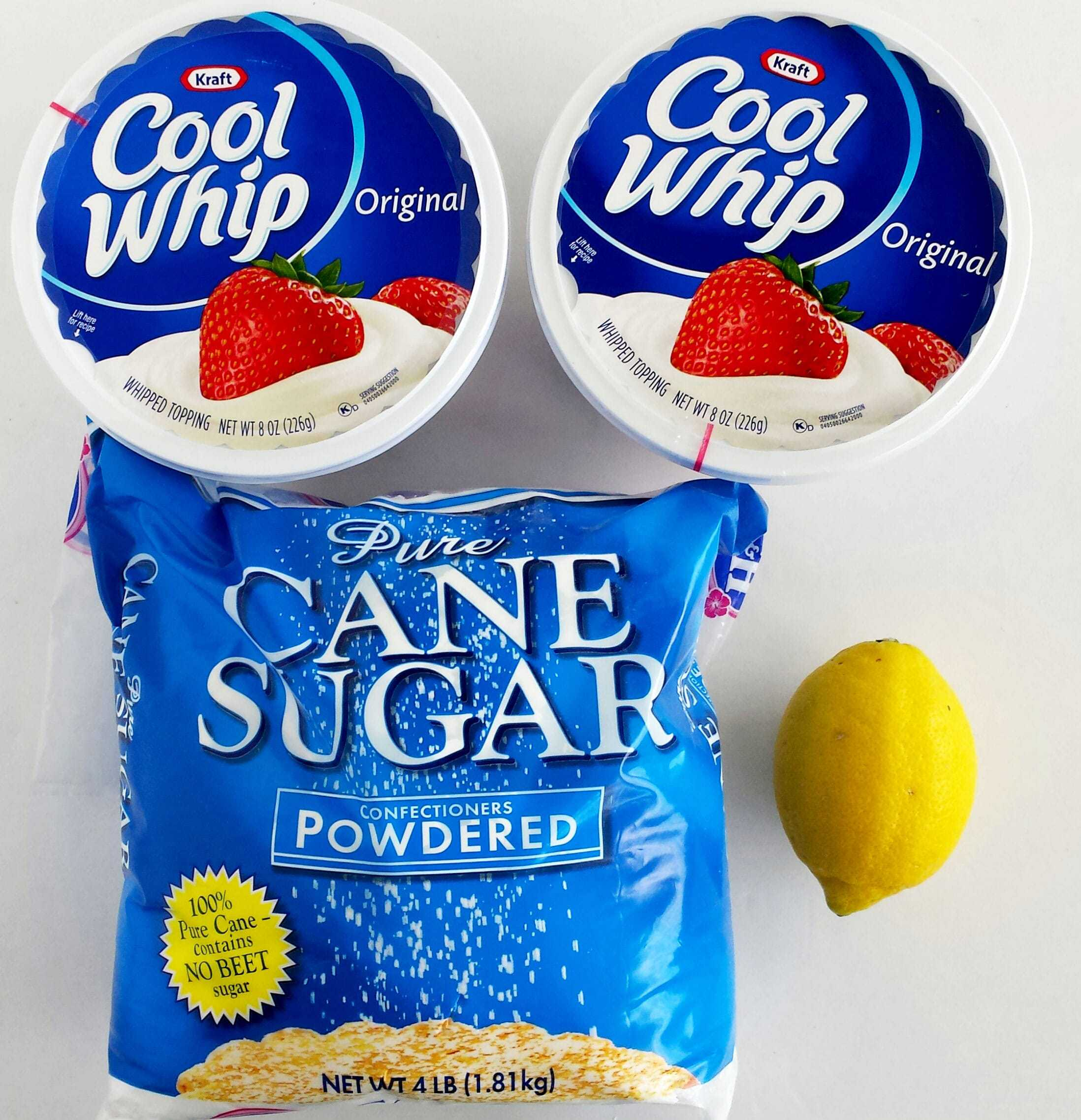 Taste Of Home Lemon Cake With Cool Whip