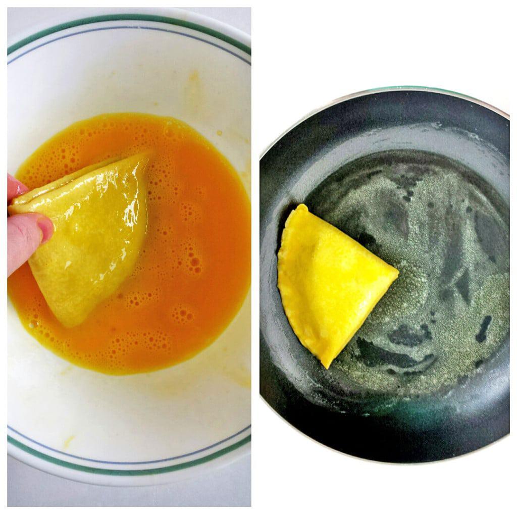 Turkey Chebureki Recipe - Чебуреки