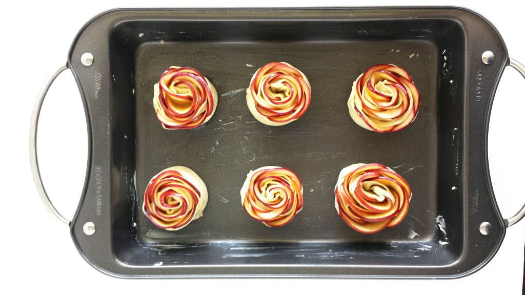 Apple Roses Dessert Recipe
