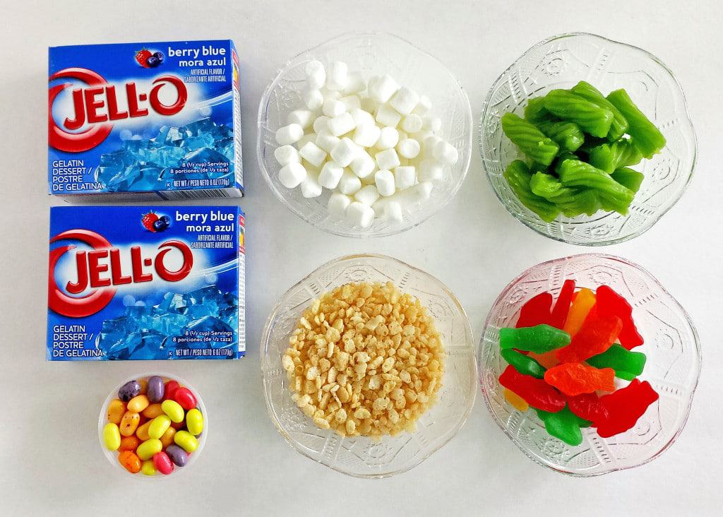 how to make my jell-o set