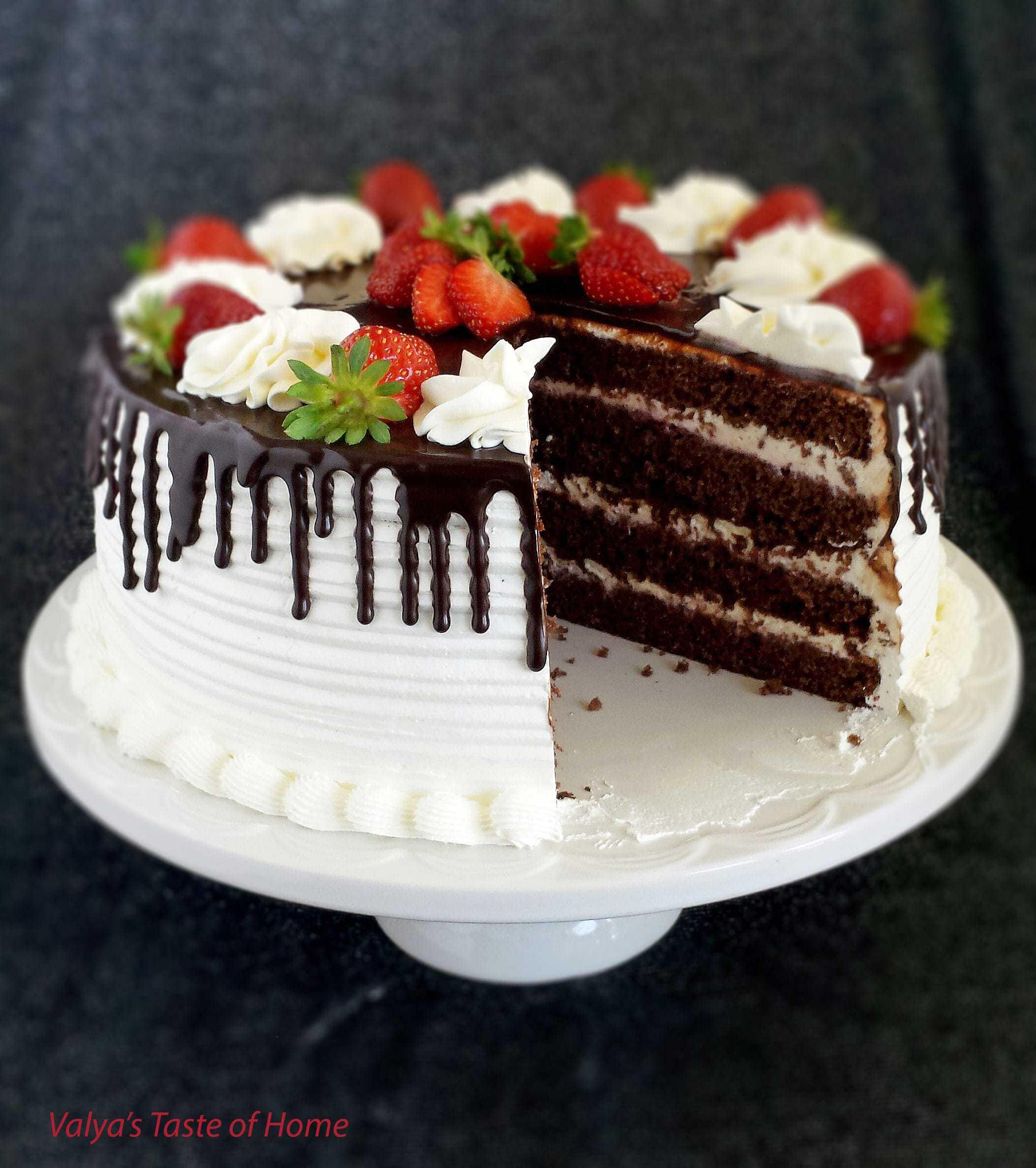 Cream For Cake Recipe In Marathi