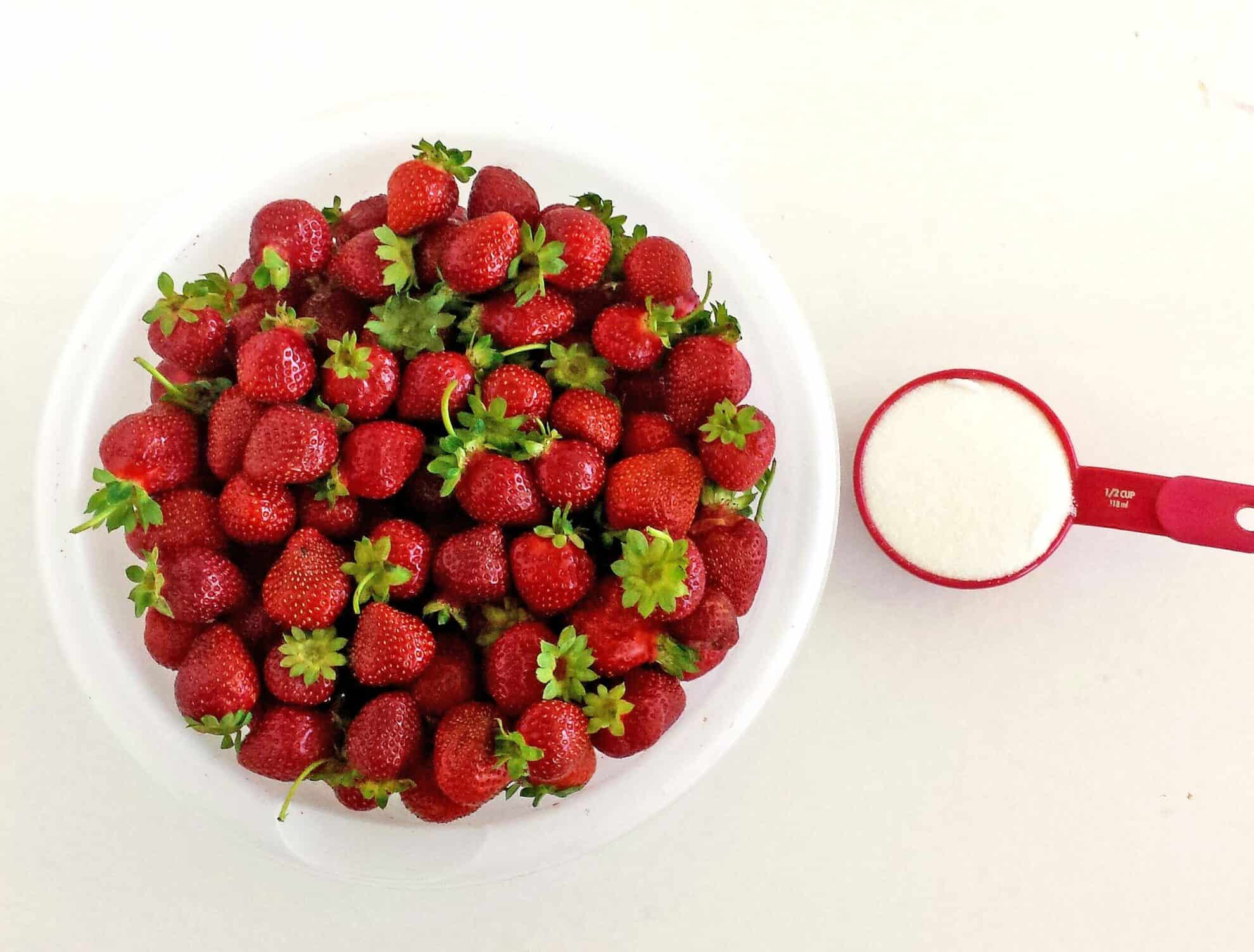 Honey Chocolate and Strawberry Cake - Valya's Taste of Home