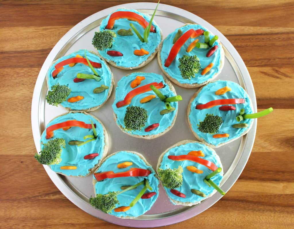 Under the Sea Appetizers for Kids