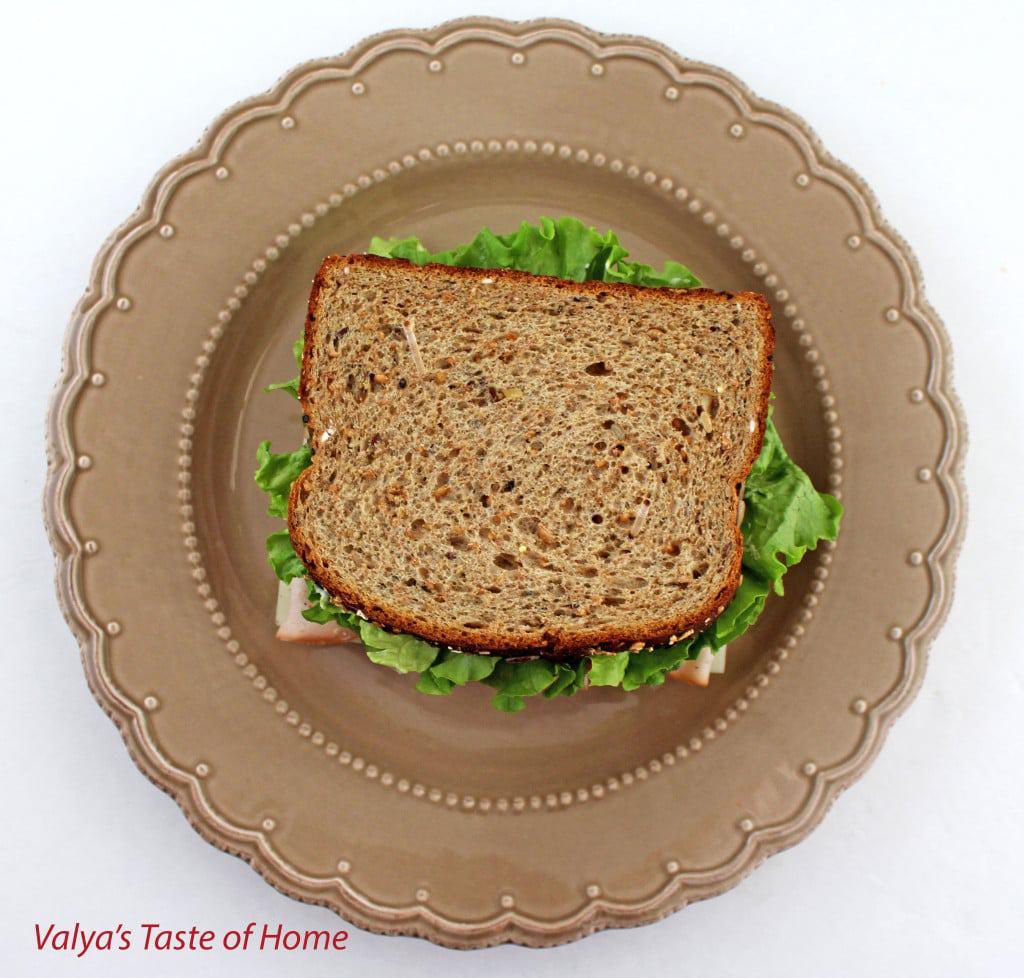 Turkey Sandwich Recipe