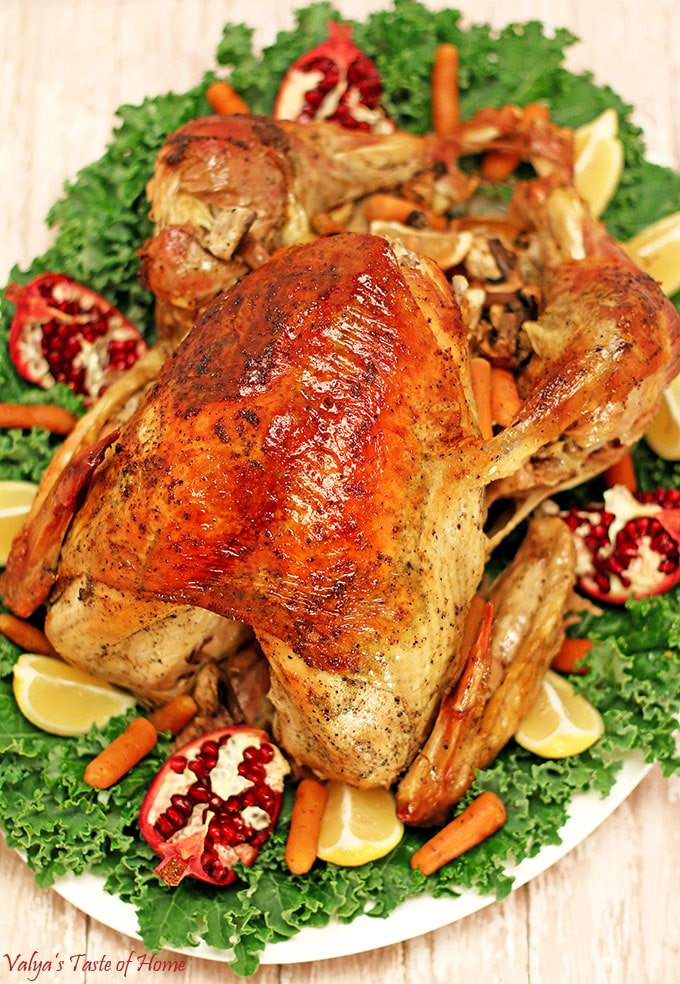 If you're looking for a delicious, tender, soft, flavorful, and juicy turkey for your Thanksgiving gathering look no further! This is the best tasting Lemon Pepper Thanksgiving Turkey Recipe you'll ever make!!!