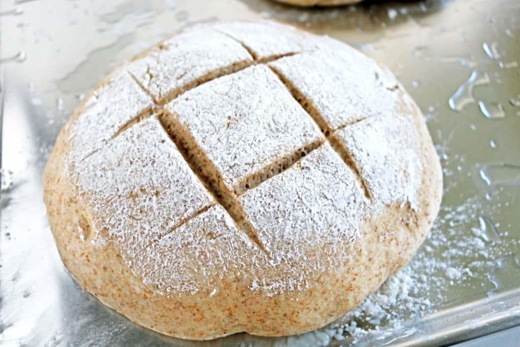 Homemade Rye Bread