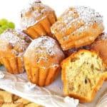 Buttermilk Muffins with Raisins