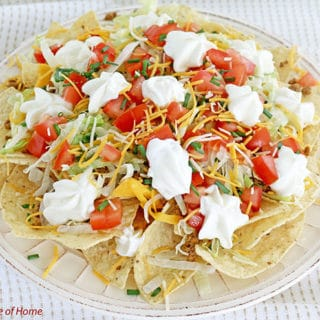 Nacho Salad Recipe