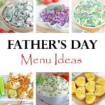 2016 Father's Day Menu Ideas