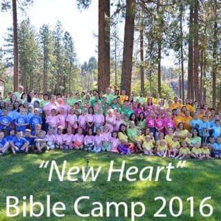 Kids Bible Camp