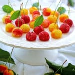 Edible Sugar Cherries