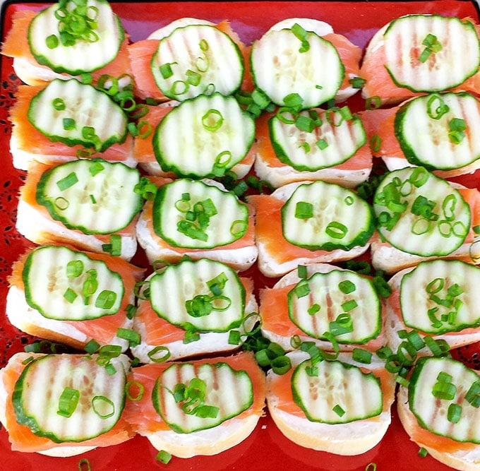 Easy After School Snacks Valya S Taste Of Home