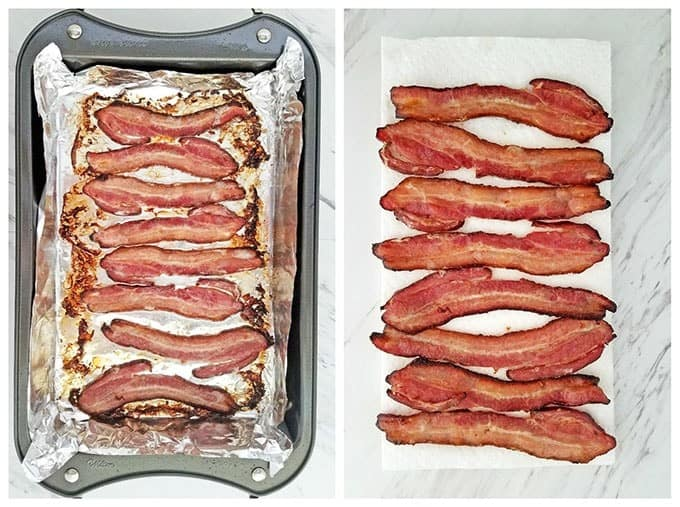 How can you not know how to prepare bacon? It sounds too easy, just fry it up in a pan! But sometimes, if you don't know a few tricks, even simple things can be a messy hassle. In this post, you will find out How to Make Perfect Quick and Easy Oven Broiled Bacon! #broiledbacon #ovenbroiledbacon #easybroiledbacon