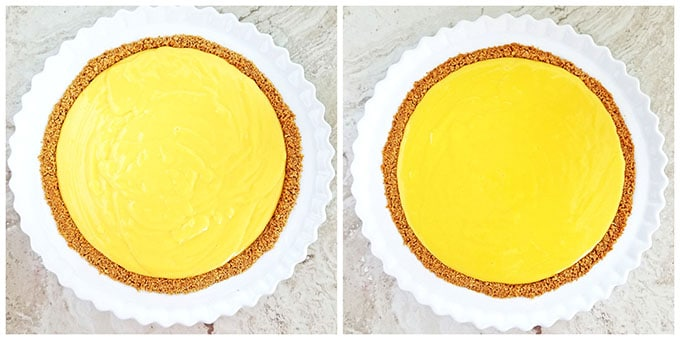 Super Easy Lemon Pie Recipe