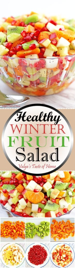 healthy fruit and yogurt parfait recipes healthy winter fruit salad