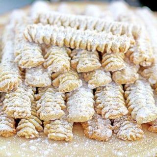 Meat Grinder Cookie Recipe