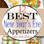12 Best New Year's Eve Appetizers