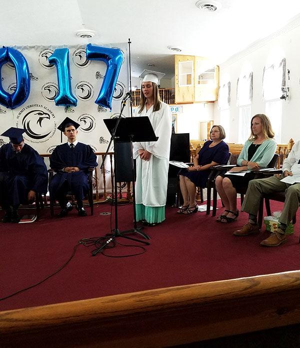 Elona's High School Graduation - Class of 2017