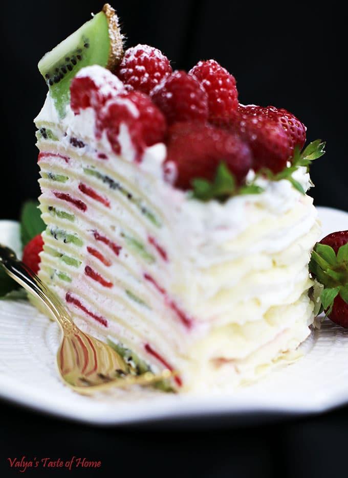 Crepe Cake Recipe Best