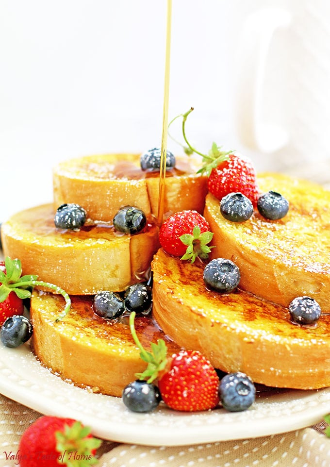 Mom's French Toast Recipe