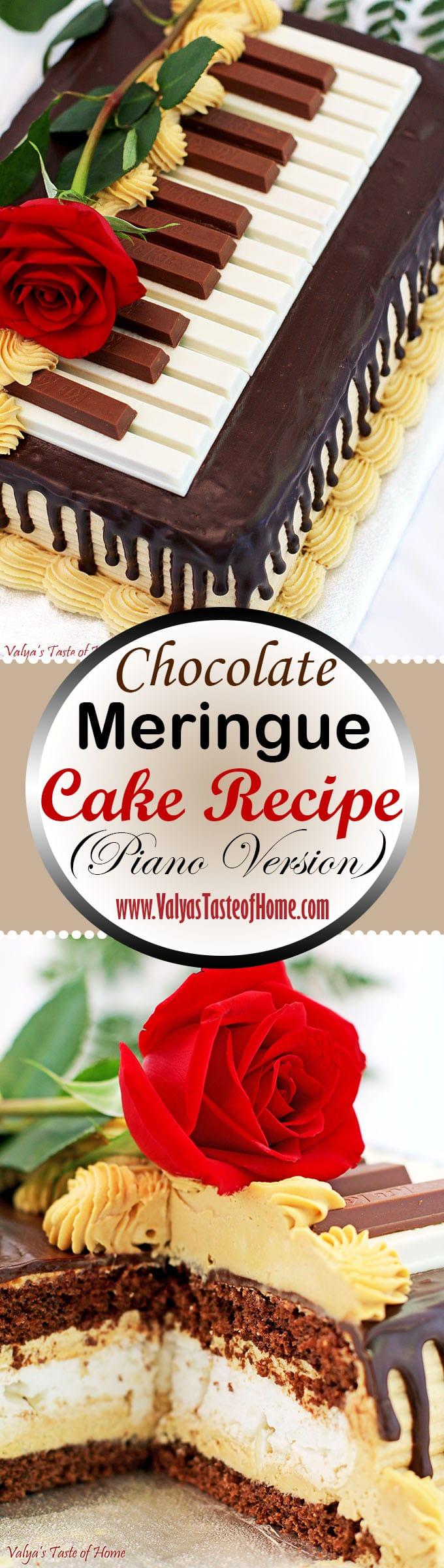 Yogurt Pear Cake Recipe