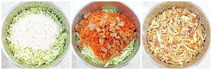 Lazy Cabbage Rolls Recipe
