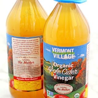"Benefits of Apple Cider Vinegar the ""Mother"""