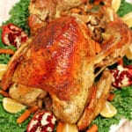 Lemon Pepper Thanksgiving Turkey Recipe