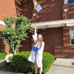 Angela's High School Graduation – Class of 2018, class2018, congrats grads, daughers high school graduations, national honor society student