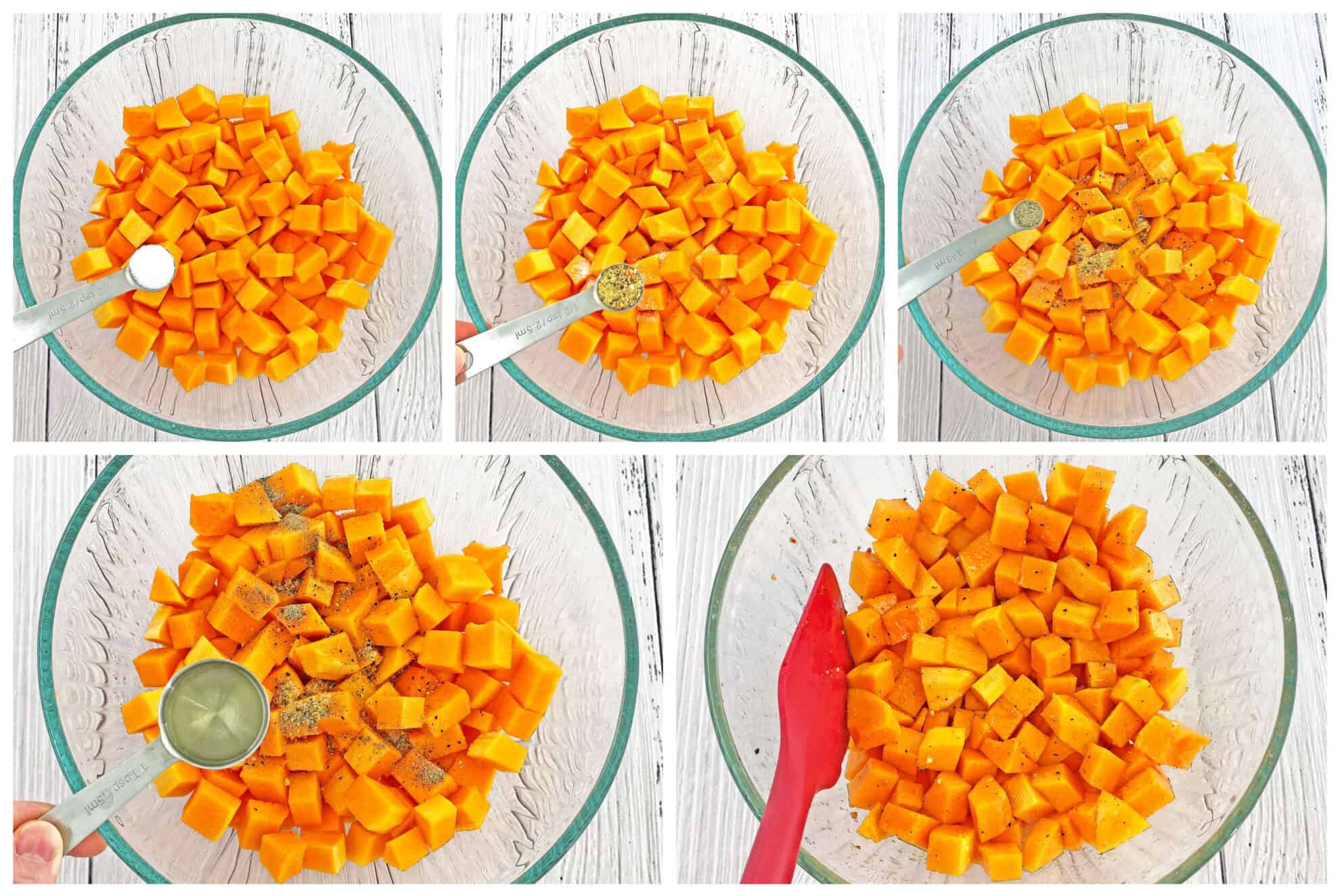 Easy Roasted Butternut Squash Recipe is very nutritious, tasty, and quick to make. Another fall staple, and a must-have at your Thanksgiving gathering. It's beautiful and deep color that matches the season to decorate your table, and it's delicious, smooth taste and texture. #organicbutternutsquash #roastedbutternutsquash #fallcooking #valyastasteofhome