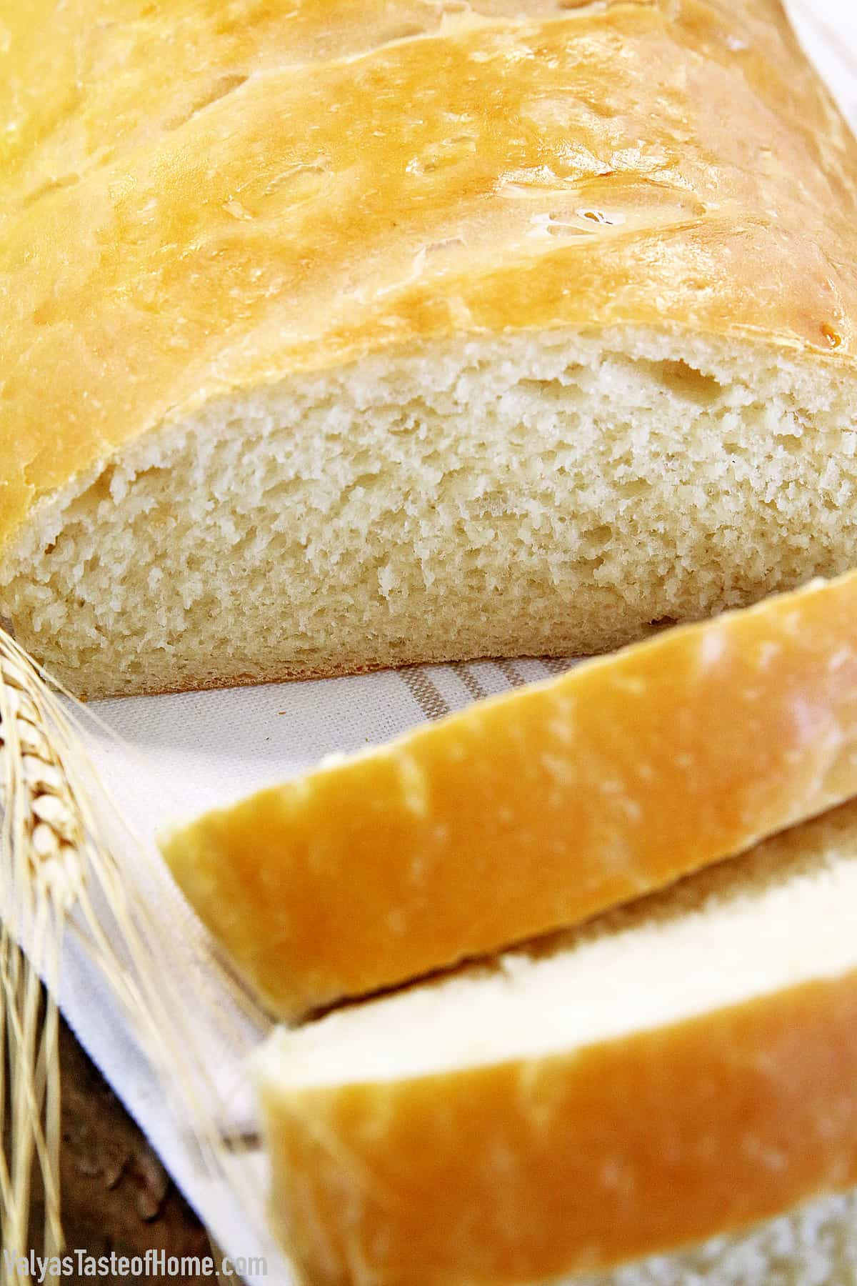 This Homemade French Bread is an all-time family favorite at my house, no matter how you slice it! And when things are either homemade or made with homegrown ingredients, it's bound to be a winner. #homemadefrenchbread #frenchbread #easyandtasty #familyfavoritebread