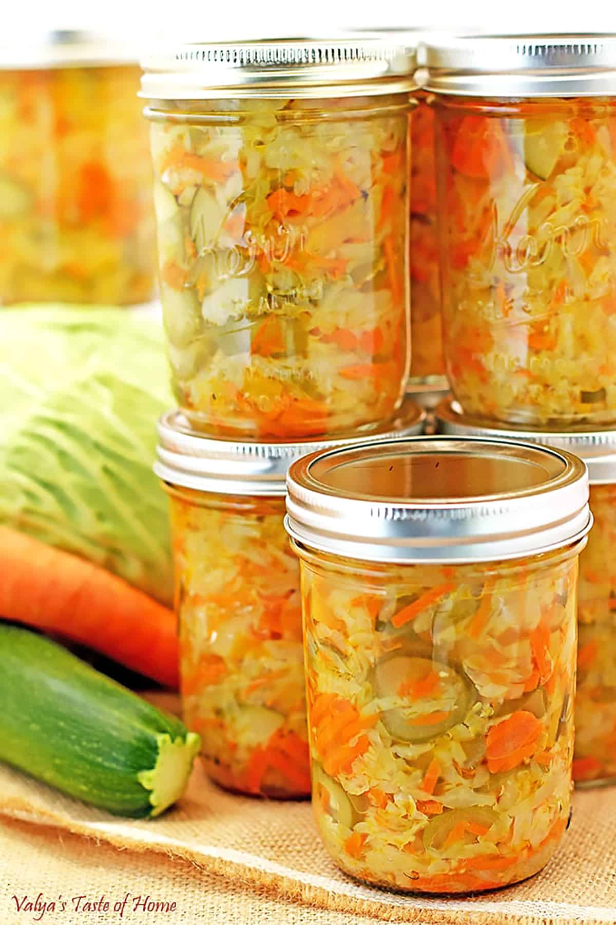 I'm super excited to share this well-loved Tasty Canned Vegetable Salad Recipe with all of you, my friends, readers, and followers. If you're new to my blog, I'd like to mention that I absolutely love old and traditional recipes such as these.